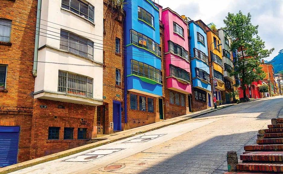 La Macarena, Bogotá