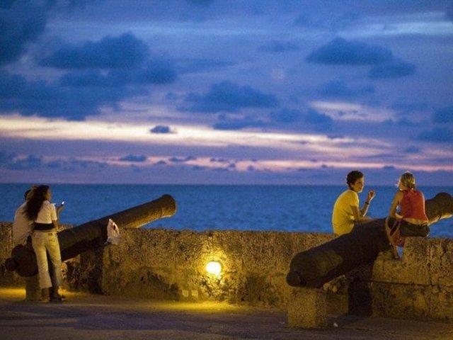 Que língua falam em Cartagena