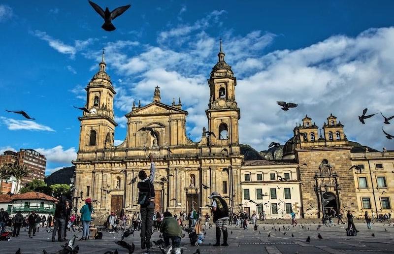 Como enviar dinheiro para Bogotá