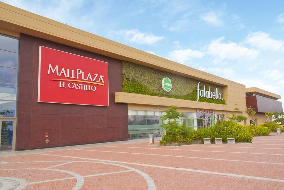 Mall Plaza El Castillo em Cartagena