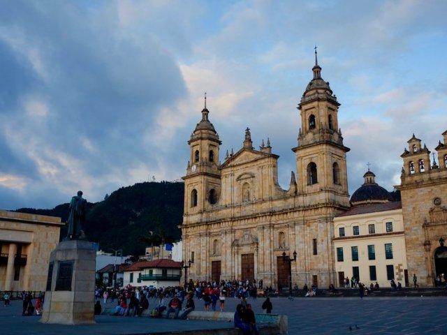 Fuso horário de Bogotá X Brasil