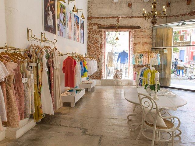 Compras em Cartagena: lojas