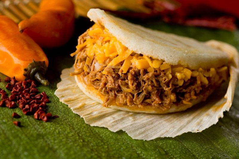 Economizando com alimentação na Colômbia