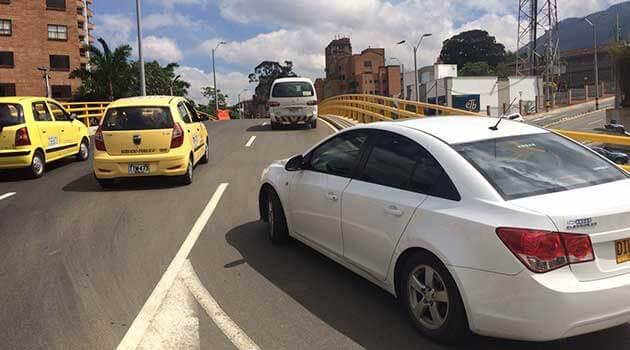 Transporte em Medellín