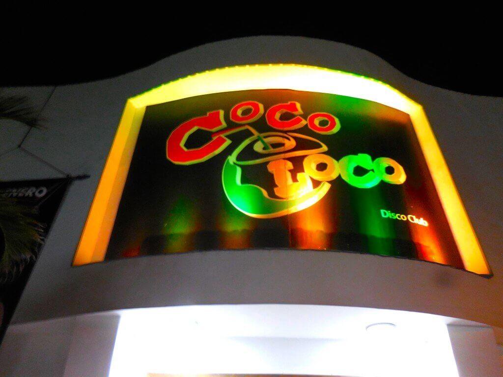 Balada Coco Loco em San Andrés