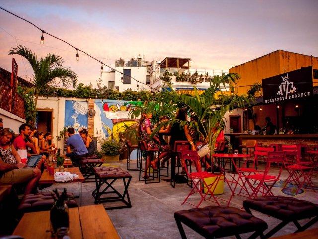 Bares em Cartagena