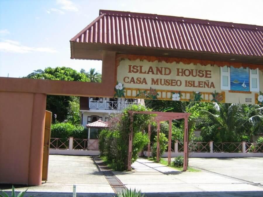 Museu da ilha - San Andrés
