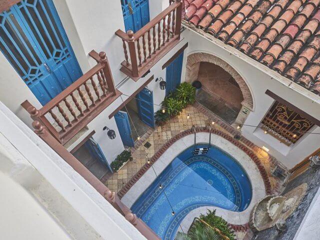 Dicas de hotéis em Cartagena