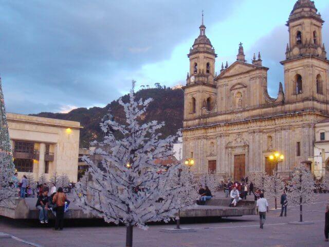O que fazer no inverno em Bogotá
