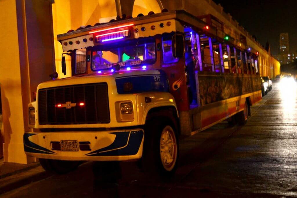 Chiva Party Bus/La Chiva Rumbera