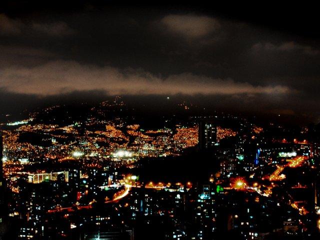 O que fazer à noite em Medellín