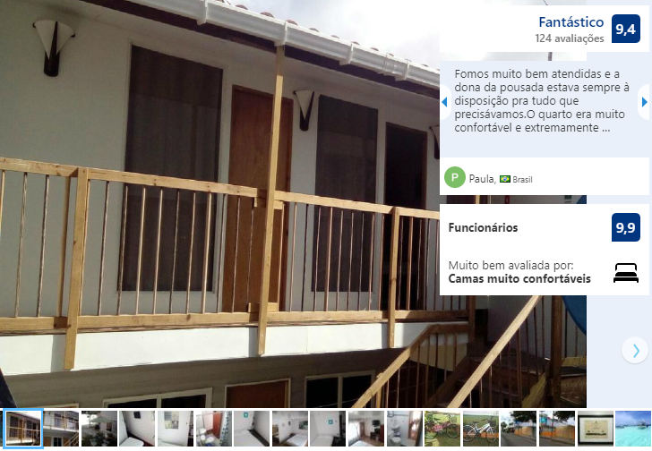 Hotéis bons e baratos em San Andrés: Posada San Nicolas