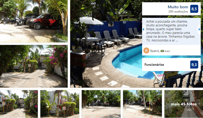 Hotéis bons e baratos em San Andrés: Hospedaje Turistico Angula Place