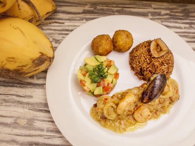 Gastronomia na Colômbia