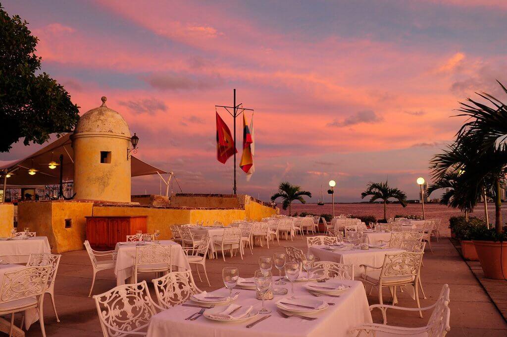 Restaurante em Cartagena