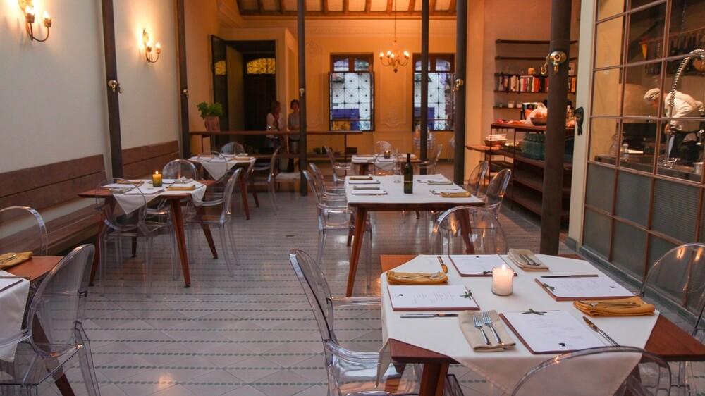 Restaurante Prudencia em Bogotá
