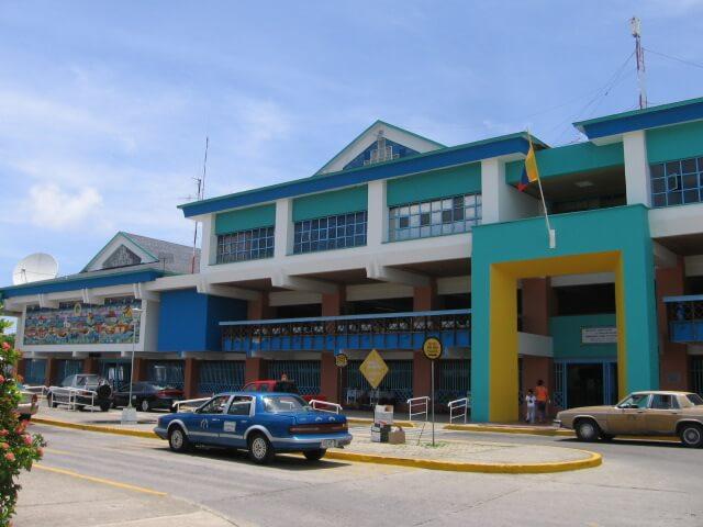 Aeroporto Internacional Gustavo Rojas Pinilla em San Andrés