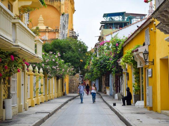 Cartagena é segura?