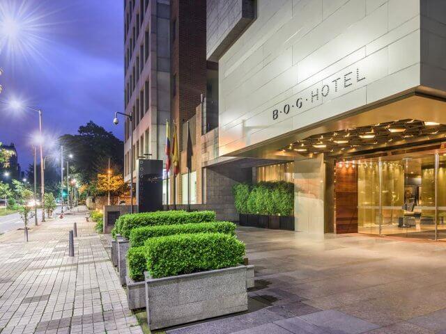 Dicas de hotéis em Bogotá