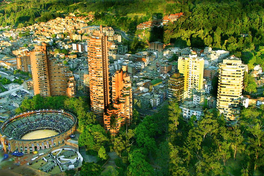 Passeio por La Macarena em Bogotá