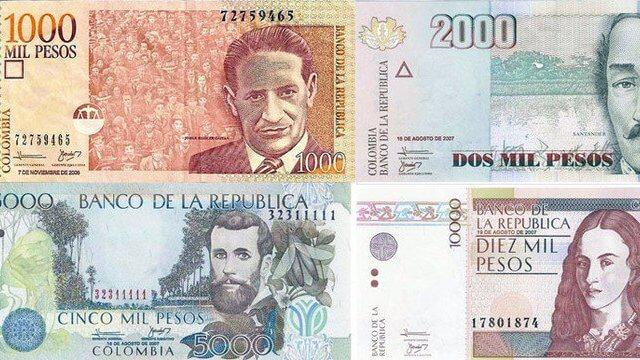Como levar dinheiro para Cartagena