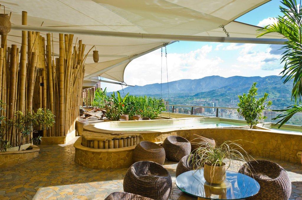 Hotel em Medellin