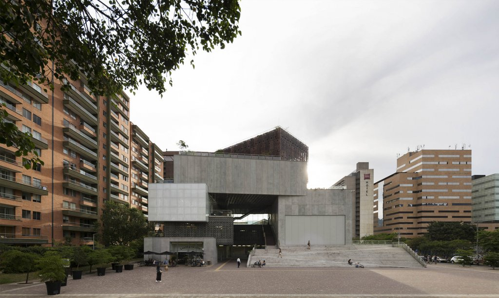 Medellin Modern Art Museum