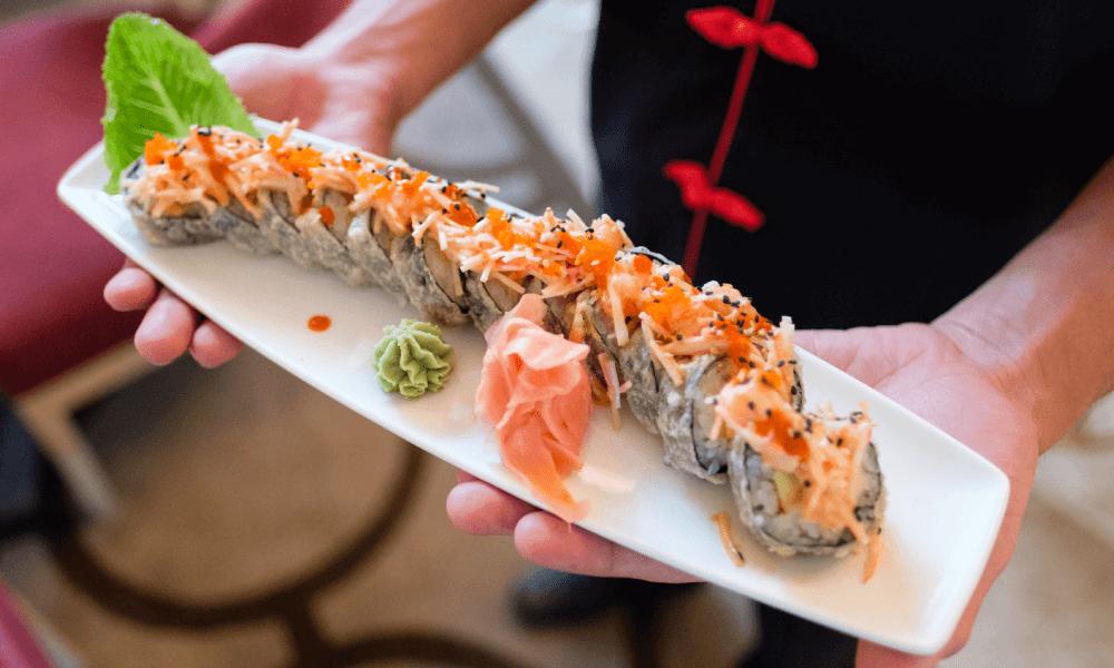 Restaurantes em Medellín: comida japonesa
