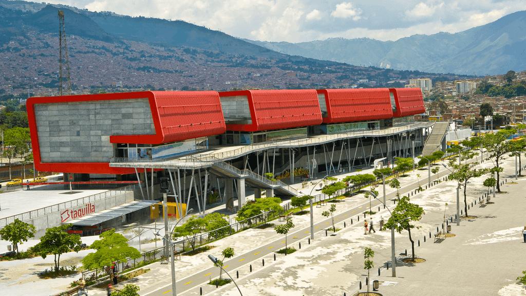 Parque Explora em Medellín
