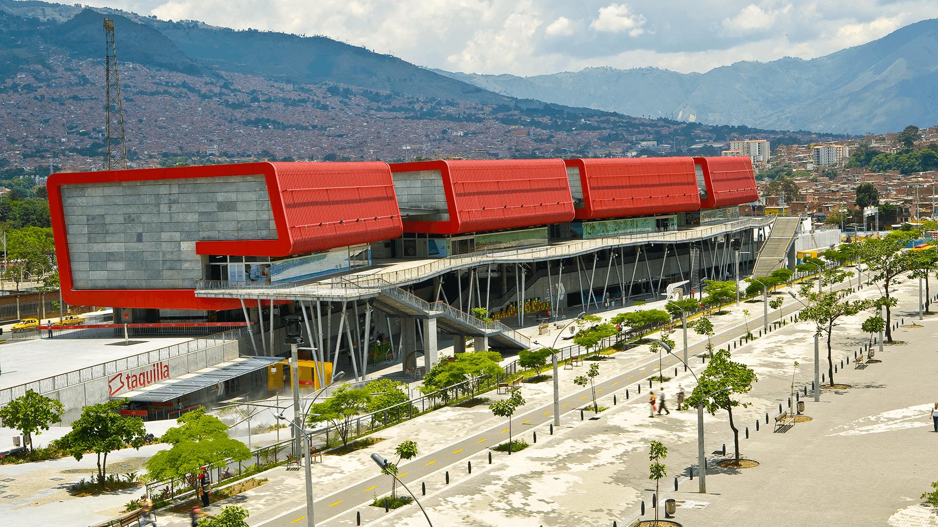 Como transferir dinheiro para Medellín