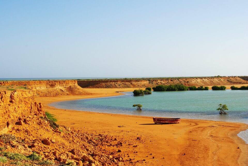 Parai de Punta Gallinas - La Guajira