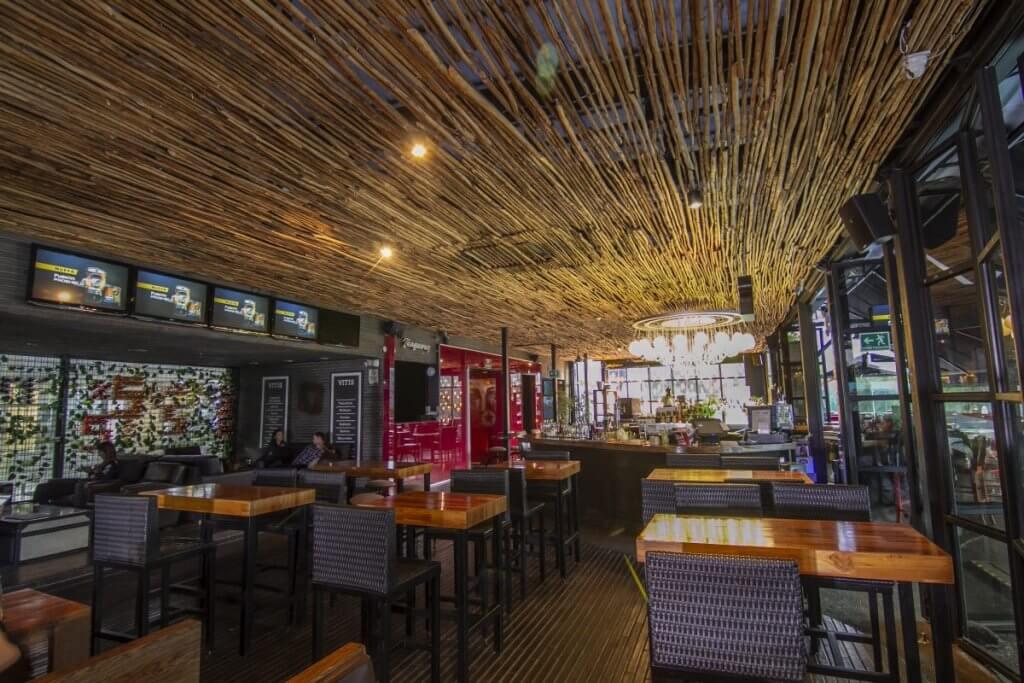 Sinko Bar em Medellín