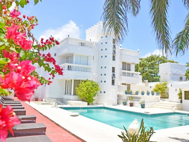 Hotéis de luxo em San Andrés