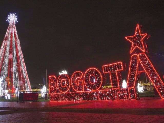 Natal em Bogotá