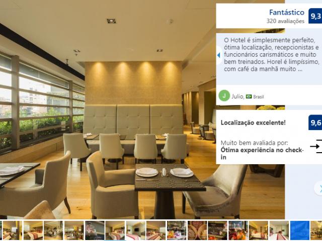 EK Hotel em Bogotá