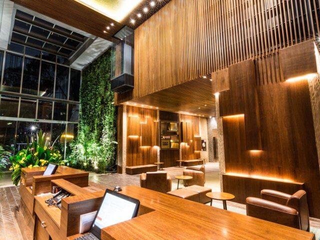 Hotéis de luxo em Bogotá