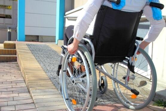 Deficientes físicos em Medellín