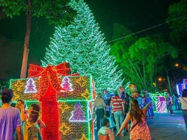 Natal em Medellín