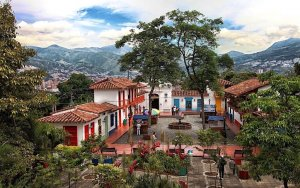 Roteiro de 4 dias na Colômbia: pueblito
