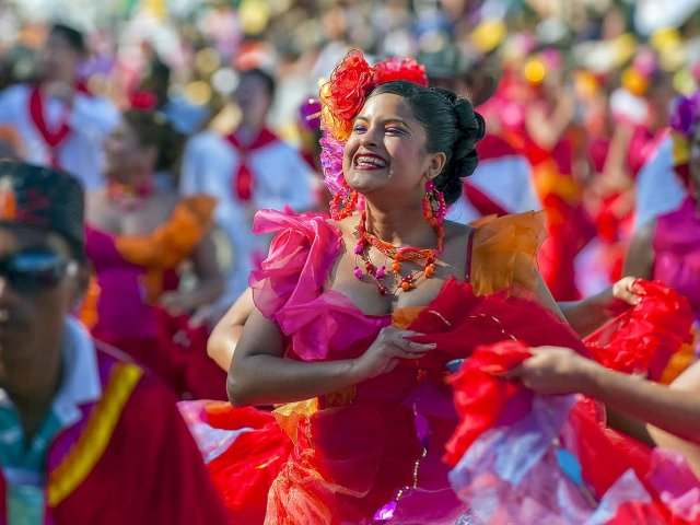 Passeios culturais na Colômbia