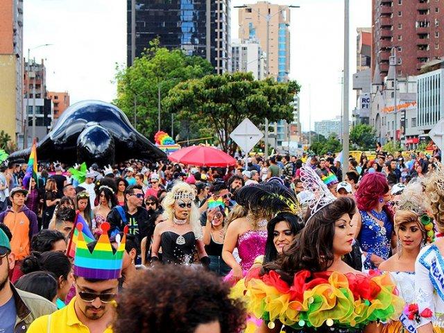 Lugares LGBTI em Bogotá