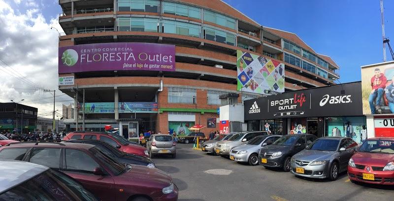 Floresta Outlet Mall em Bogotá