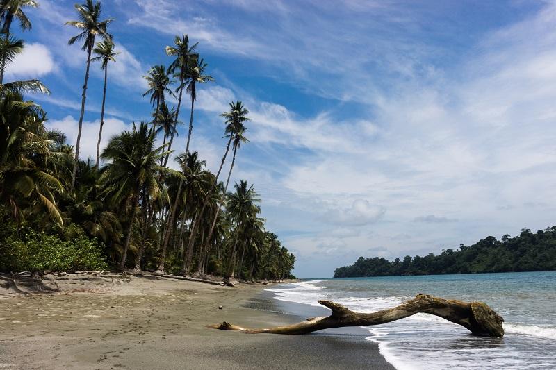 Ilha de Gorgona na Colômbia