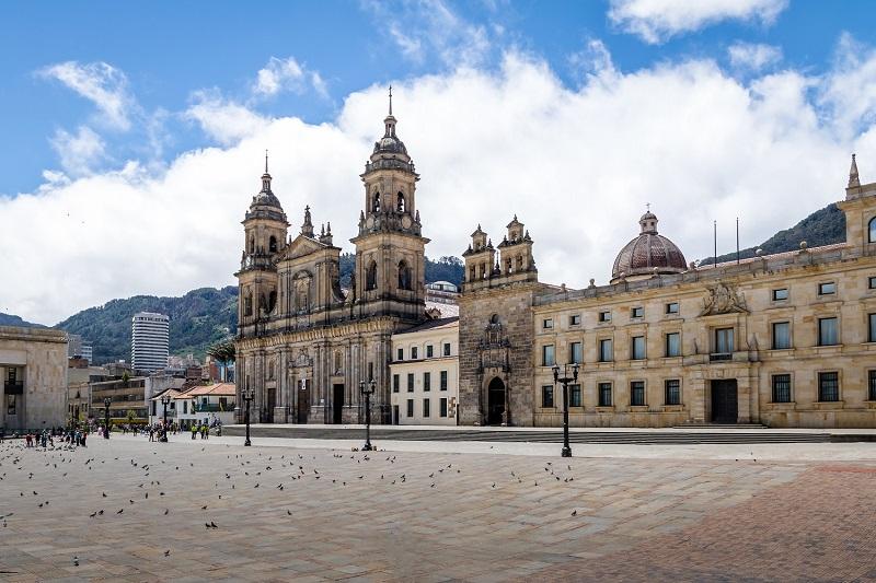 Plaza Bolivar - Bogotá