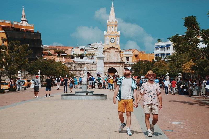 Lugares LGBTI em Cartagena