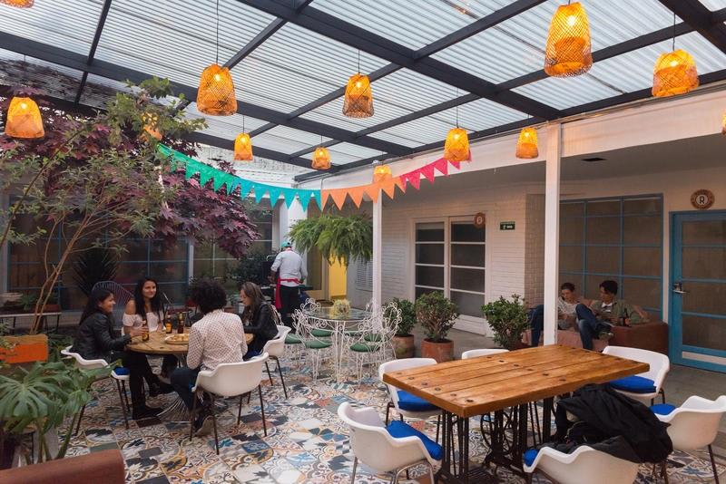 Melhores hostels em Bogotá